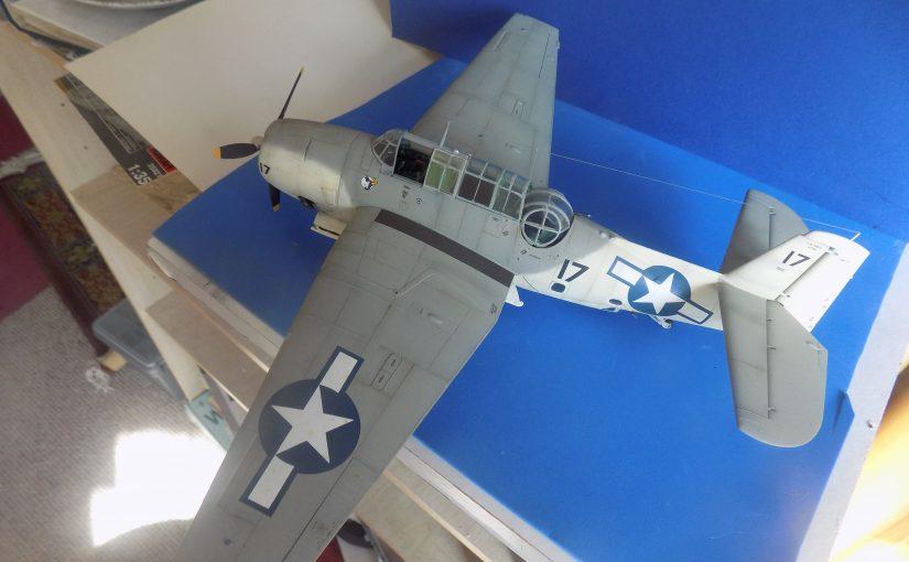 Grumman TBF-1C Avenger Accurate Miniatures 1/48