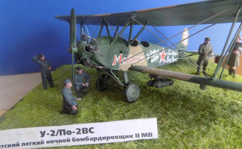 Soviet U-2/PO-2 Biplane