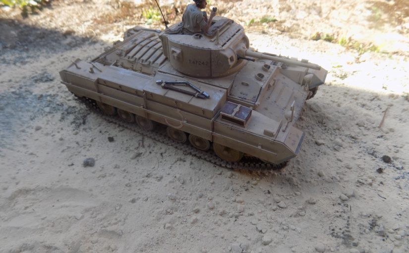 Valentine Mk.II/IV by Tamiya 1/35 scale