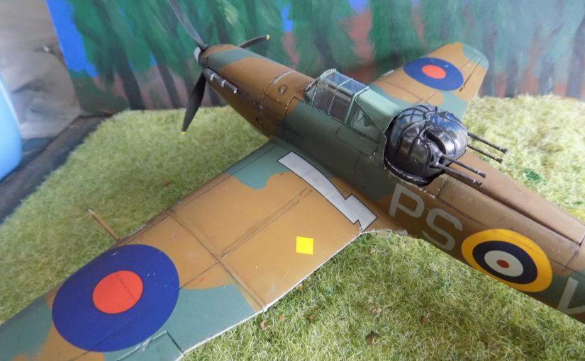 Airfix 1:48 Boulton Paul Defiant Mk.1